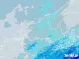 雨雲レーダー(2020年07月03日)