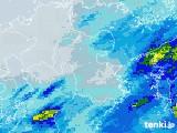 2020年07月03日の大分県の雨雲レーダー