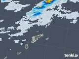 2020年07月03日の鹿児島県(奄美諸島)の雨雲レーダー