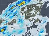 2020年07月04日の関東・甲信地方の雨雲レーダー