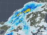 雨雲レーダー(2020年07月04日)