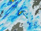 2020年07月04日の岐阜県の雨雲レーダー