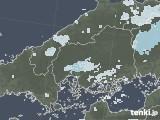 2020年07月04日の広島県の雨雲レーダー