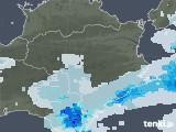 2020年07月04日の徳島県の雨雲レーダー
