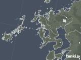 2020年07月04日の長崎県の雨雲レーダー
