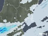 2020年07月04日の宮城県の雨雲レーダー