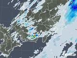 2020年07月05日の関東・甲信地方の雨雲レーダー