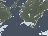 2020年07月05日の和歌山県の雨雲レーダー