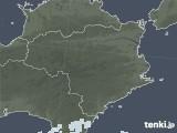 2020年07月05日の徳島県の雨雲レーダー
