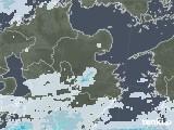 2020年07月05日の大分県の雨雲レーダー
