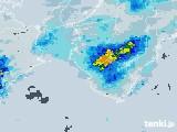 2020年07月06日の和歌山県の雨雲レーダー