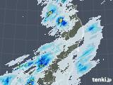 雨雲レーダー(2020年07月07日)