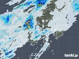 2020年07月07日の関東・甲信地方の雨雲レーダー