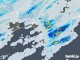 2020年07月07日の和歌山県の雨雲レーダー