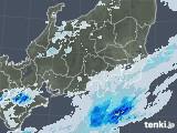 2020年07月08日の関東・甲信地方の雨雲レーダー