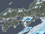 雨雲レーダー(2020年07月08日)