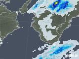 2020年07月08日の和歌山県の雨雲レーダー