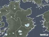 2020年07月08日の大分県の雨雲レーダー