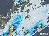 2020年07月09日の関東・甲信地方の雨雲レーダー