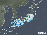 2020年07月09日の雨雲レーダー