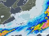 2020年07月09日の和歌山県の雨雲レーダー
