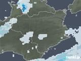 2020年07月09日の徳島県の雨雲レーダー