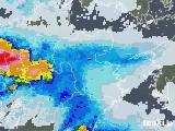 2020年07月09日の大分県の雨雲レーダー