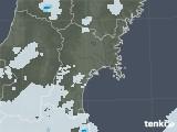 2020年07月09日の宮城県の雨雲レーダー