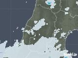 2020年07月09日の山形県の雨雲レーダー