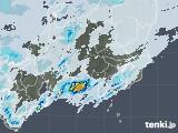 2020年07月10日の関東・甲信地方の雨雲レーダー