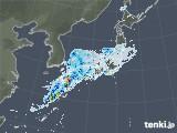 2020年07月10日の雨雲レーダー