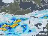 2020年07月11日の大分県の雨雲レーダー