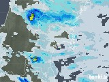 2020年07月12日の宮城県の雨雲レーダー