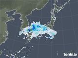 雨雲レーダー(2020年07月13日)