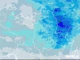 2020年07月13日の滋賀県の雨雲レーダー
