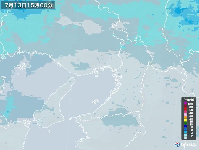 豊中 天気 雨雲 レーダー