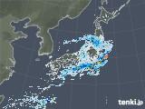 雨雲レーダー(2020年07月14日)