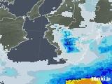 2020年07月14日の和歌山県の雨雲レーダー