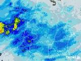 2020年07月14日の山形県の雨雲レーダー