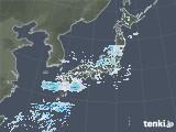 雨雲レーダー(2020年07月15日)
