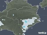 2020年07月15日の徳島県の雨雲レーダー