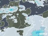 2020年07月15日の大分県の雨雲レーダー