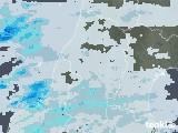 2020年07月15日の山形県の雨雲レーダー