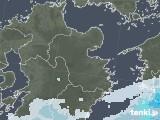 雨雲レーダー(2020年07月16日)