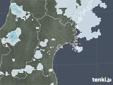 2020年07月16日の宮城県の雨雲レーダー