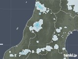 2020年07月16日の山形県の雨雲レーダー