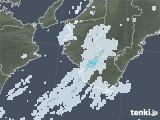 2020年07月17日の和歌山県の雨雲レーダー