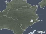 2020年07月17日の徳島県の雨雲レーダー