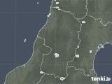 2020年07月17日の山形県の雨雲レーダー