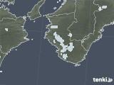 2020年07月18日の和歌山県の雨雲レーダー